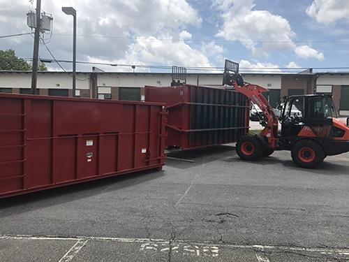 Dumpster Rental Services in Aspen Hill