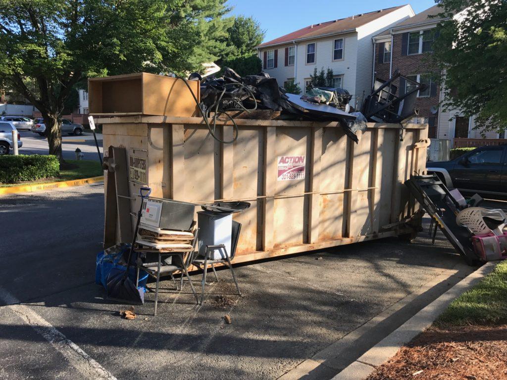 Montgomery County Dumpster Rentals