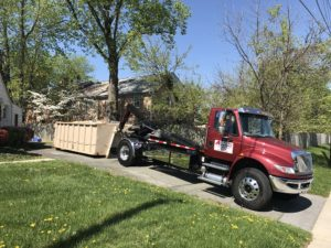 Dumpster Derwood Gaithersburg Rockville MD
